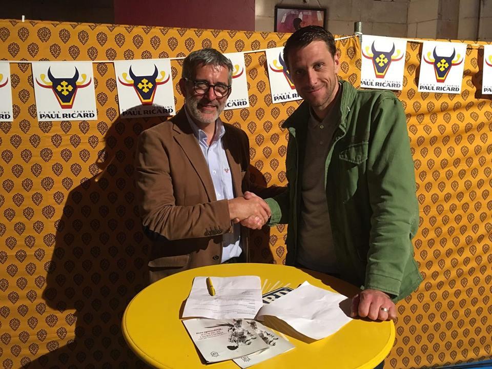 PARTENARIAT // L'Union des Clubs Taurins Paul Ricard (UCTPR), partenaire de Toril TV