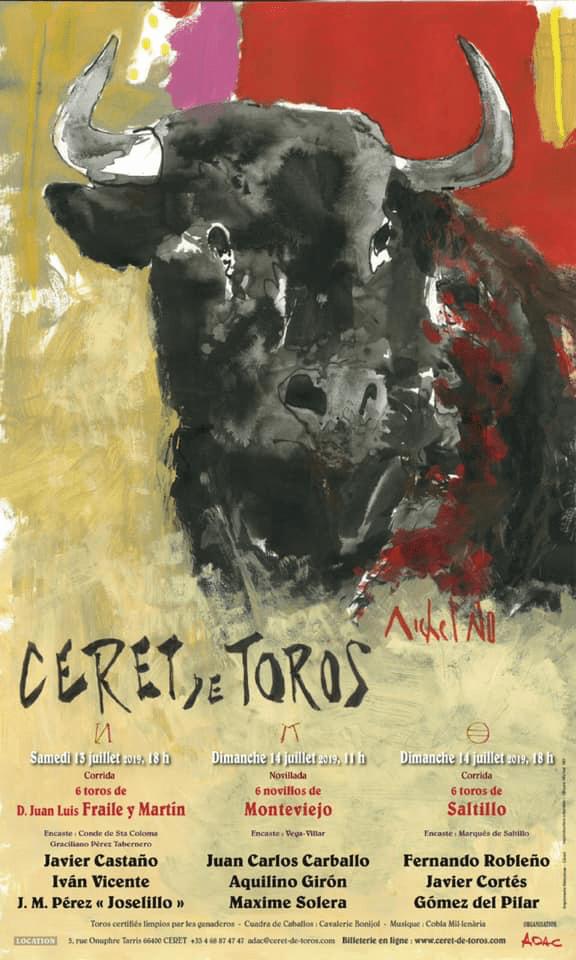 CERET DE TOROS 2019