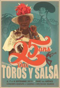 TOROS Y SALSA DAX 2019