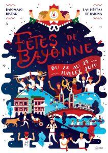 FETES DE BAYONNE 2019