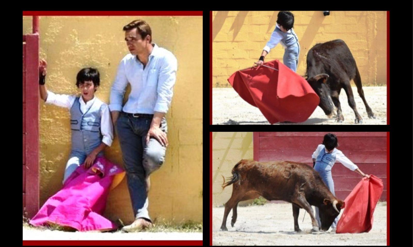 Marco Perez charme la Peña Juan Bautista par son sens inné de la tauromachie