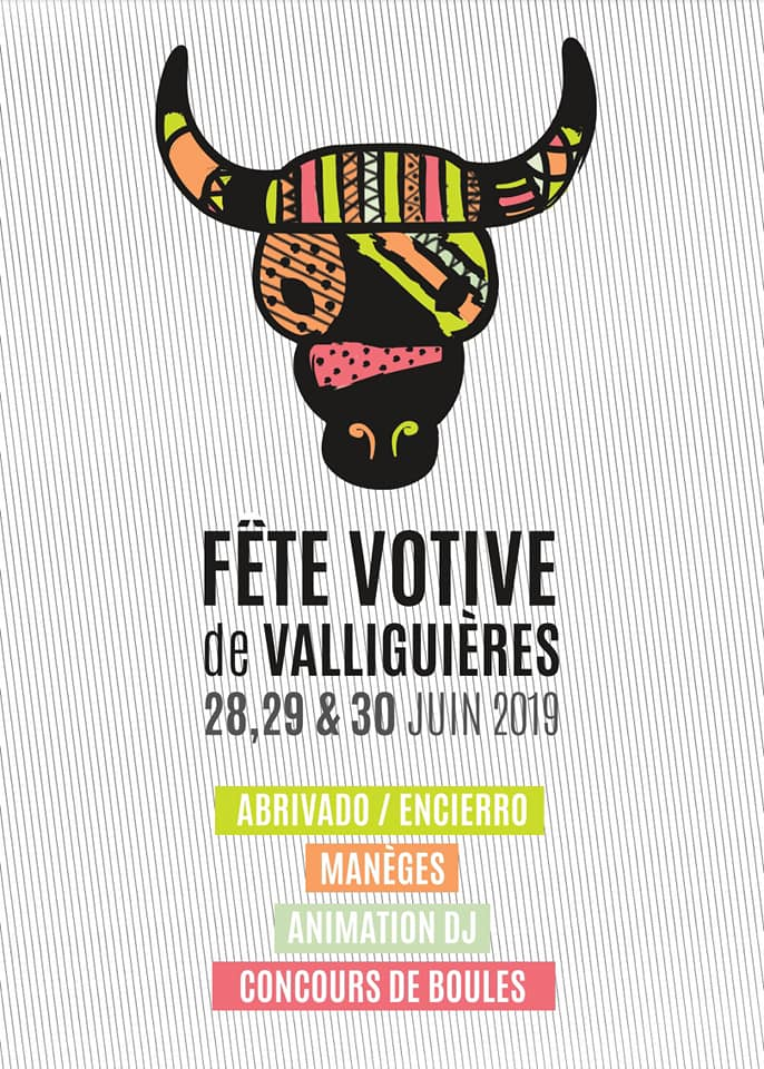 Calendrier Fete Votive 2019 Gard.Valliguieres Fete Votive 2019 Toril Tv Actualites