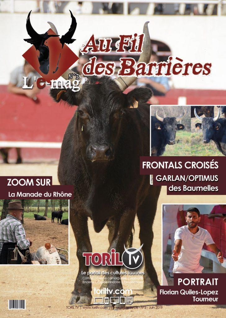e-mag toreo juin2019 magazine taurin corrida