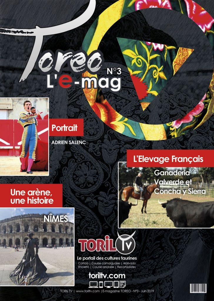 e-mag toreo juin 2019 magazine taurin corrida
