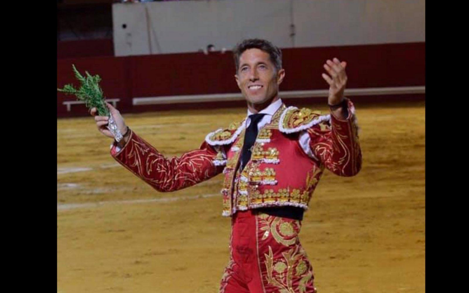 """Utrera (Sevilla) (22/06/2019) – Manuel Escribano gracie """"Tahonero"""" de MIURA"""