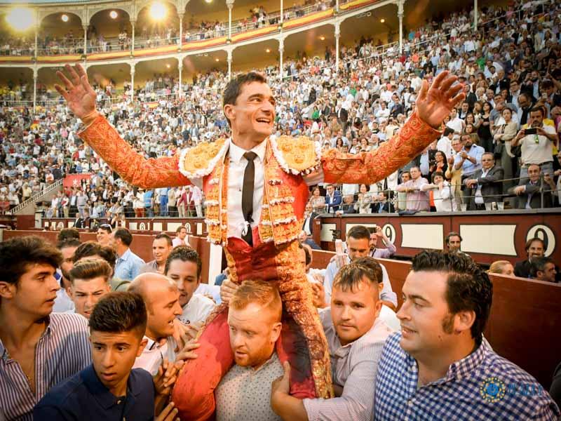 PACO UREÑA triomphateur de la Feria de San Isidro 2019. Tous les prix..