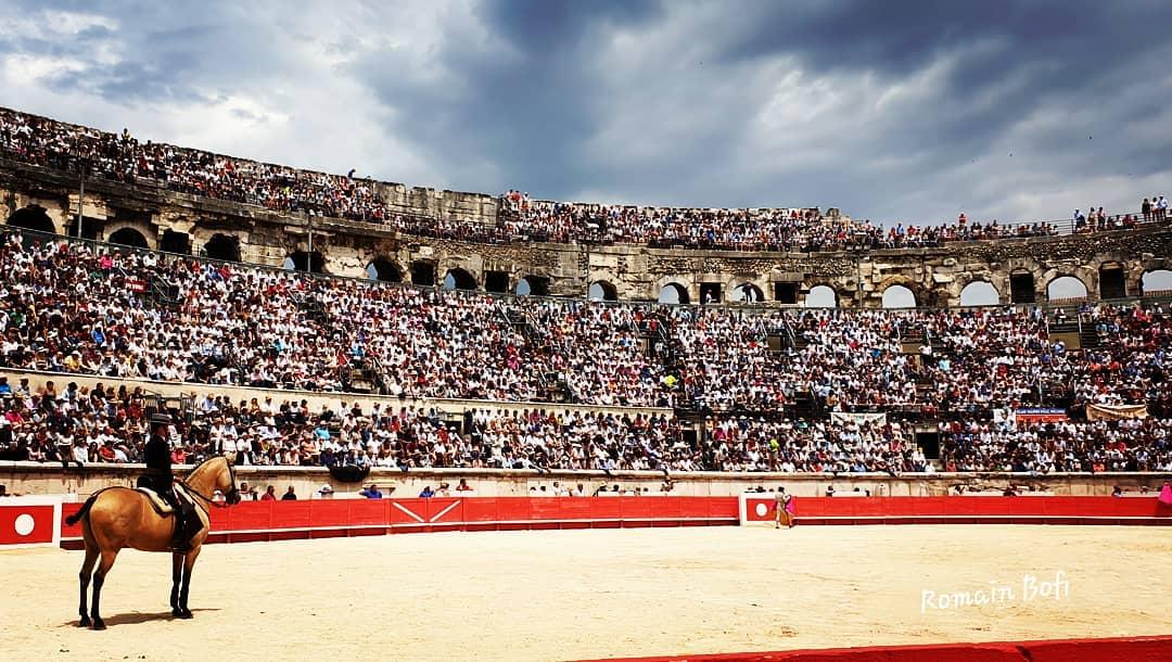 Les résumés vidéos des corridas de la féria de pentecôte à Nîmes 2019