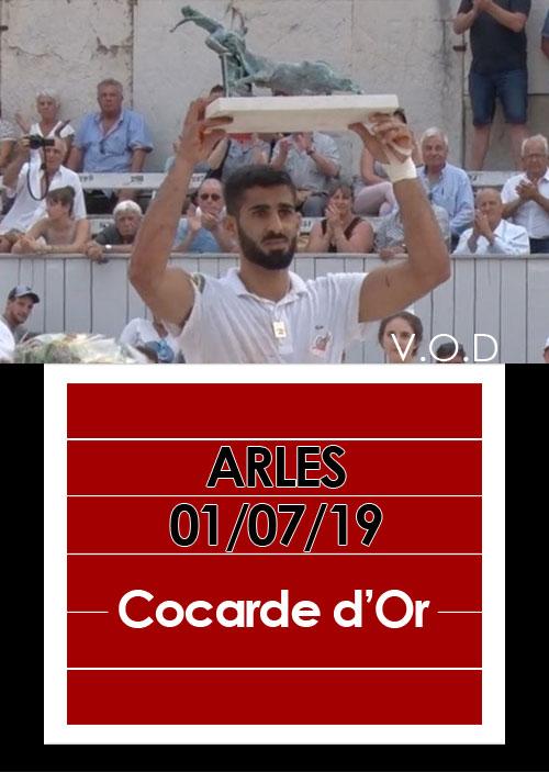 COCARDE D'OR 2019 – LA COURSE LONG FORMAT (47min) – Analysée et commentée – ARLES (01/07/2019)
