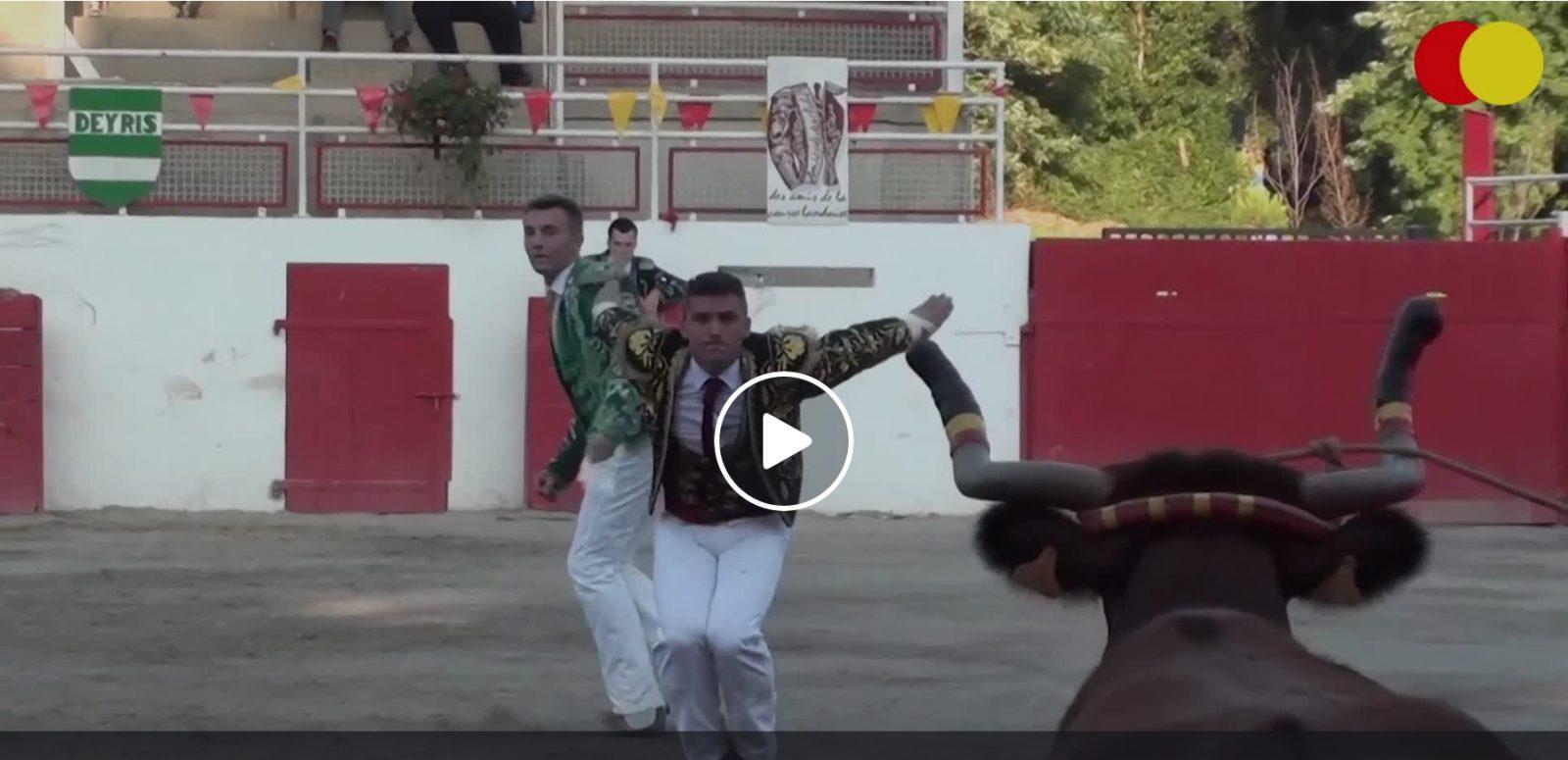 COURSE LANDAISE // Pouillon, Rion des Landes et Sarragachies // Retour en vidéo sur les courses du week end