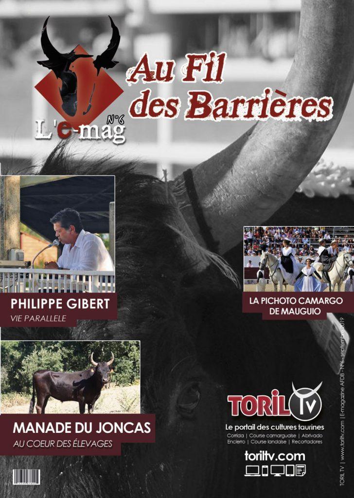 e-mag AFDB septembre 2019 magazine taurin bouvine