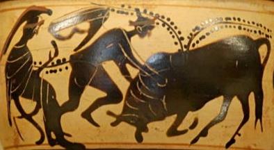 Mythe et présence du taureau