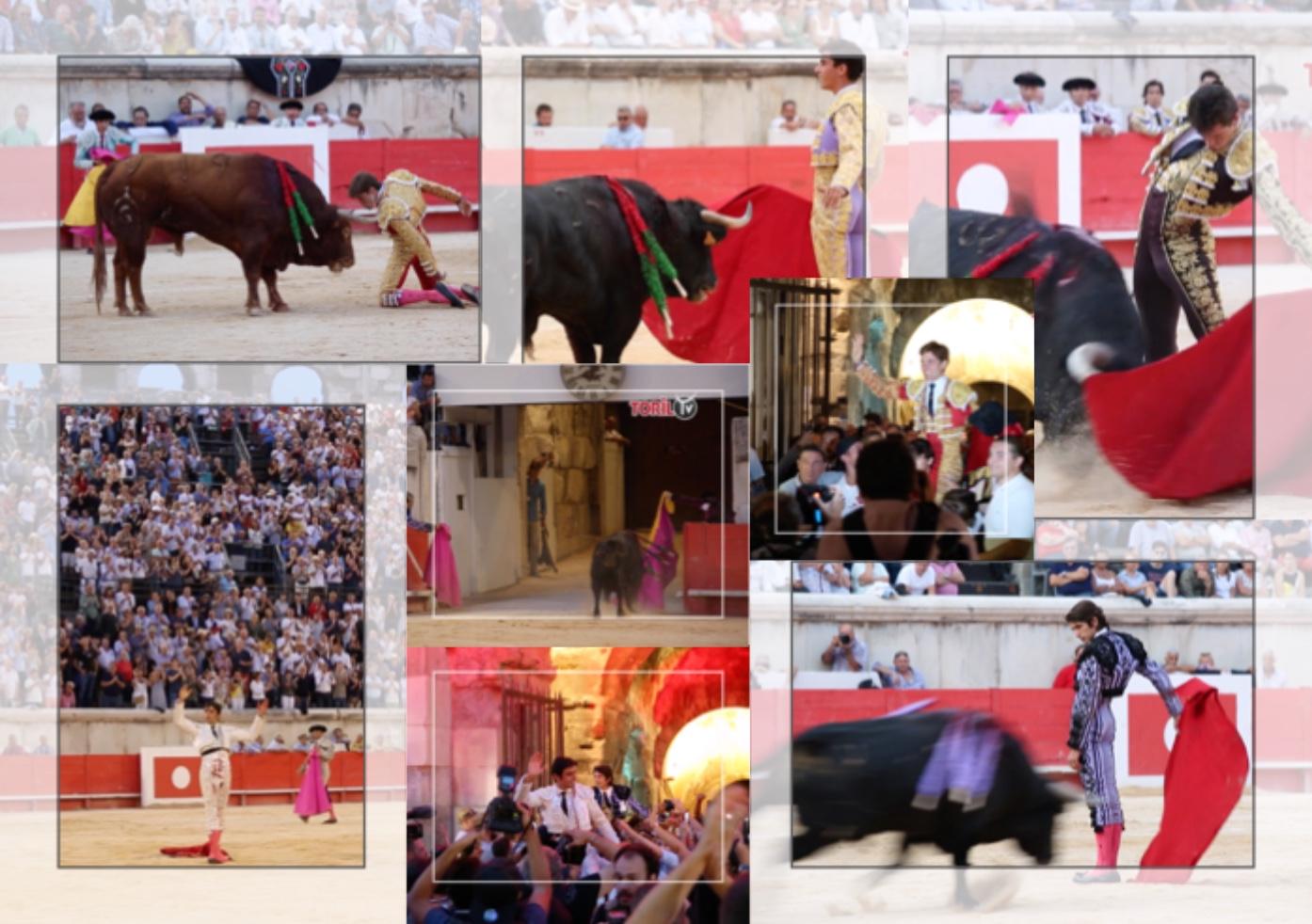 VIDEO // Retour en vidéo sur les corridas de la Féria des Vendanges 2019 à Nîmes