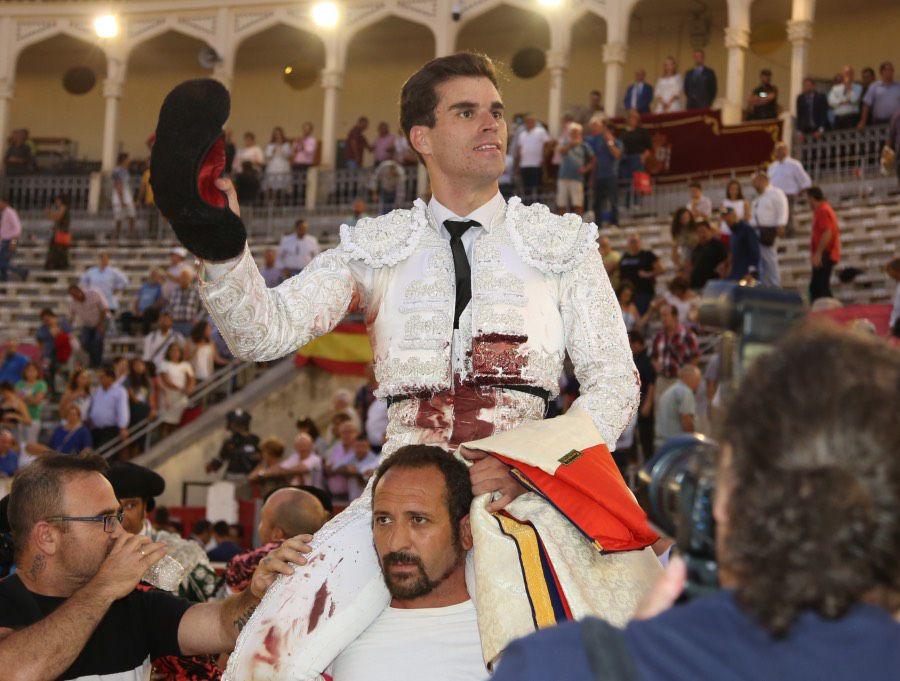 ALBACETE (08-09-2019) RUBEN PINAR remporte son défi en solitaire