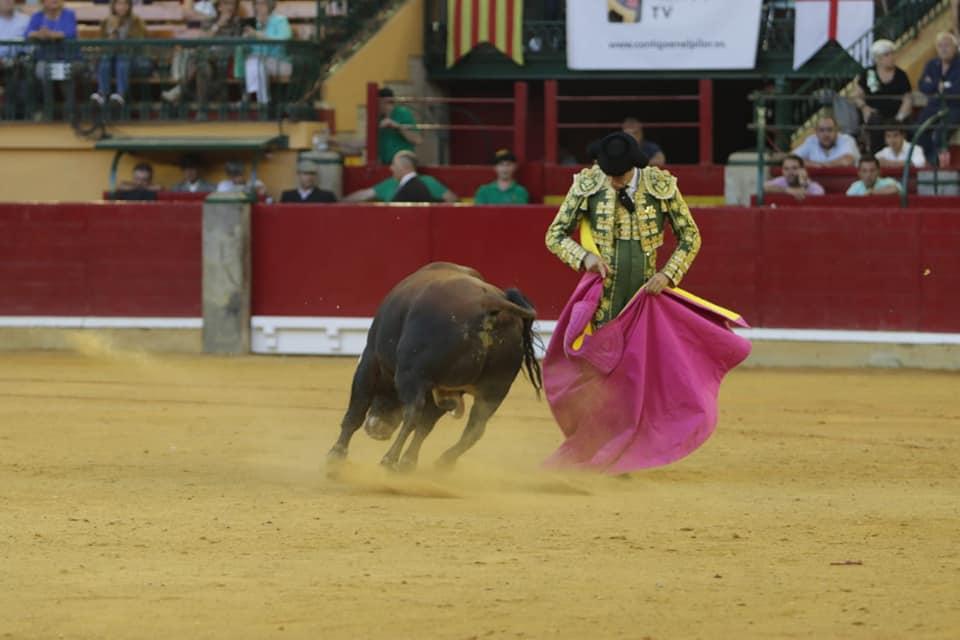 Les résultats des corridas du mardi 8 octobre 2019 // Important Tomás Rufo qui coupe une oreille à Zaragoza