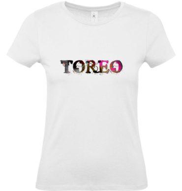 teeshirt toreo femme