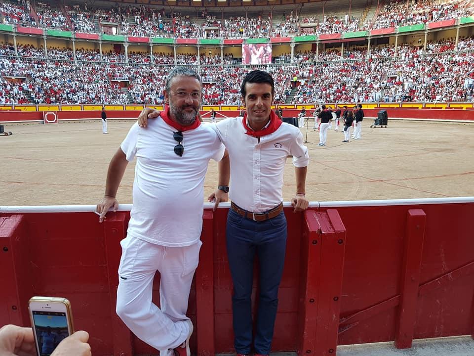 "Ludovic Lelong ""Luisito"" sort de l'équipe d'apoderamiento d'Emilio de Justo"