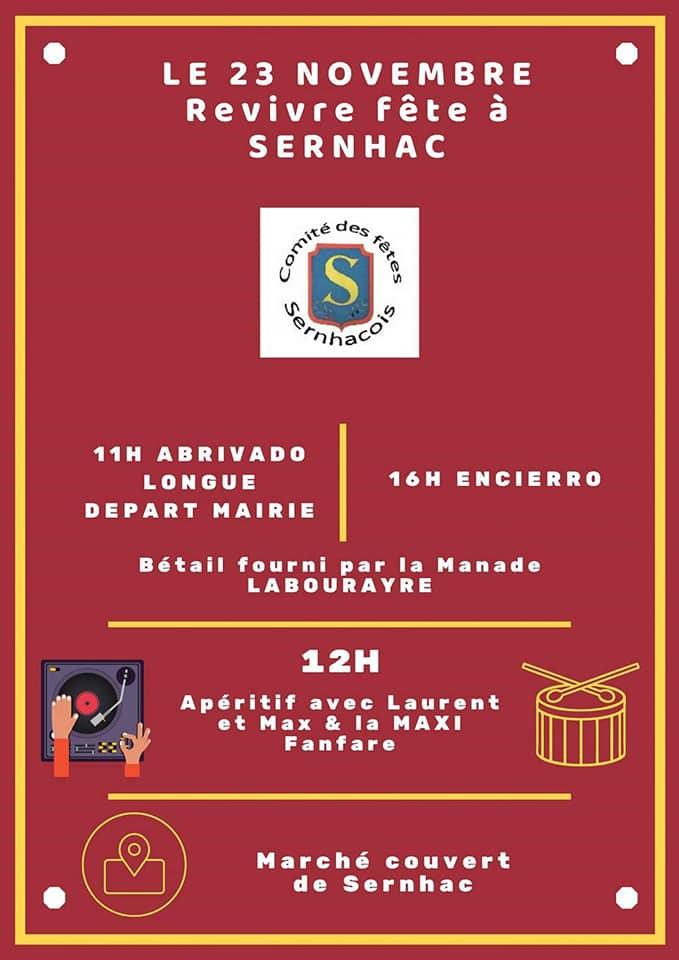 SERNHAC - Le revivre
