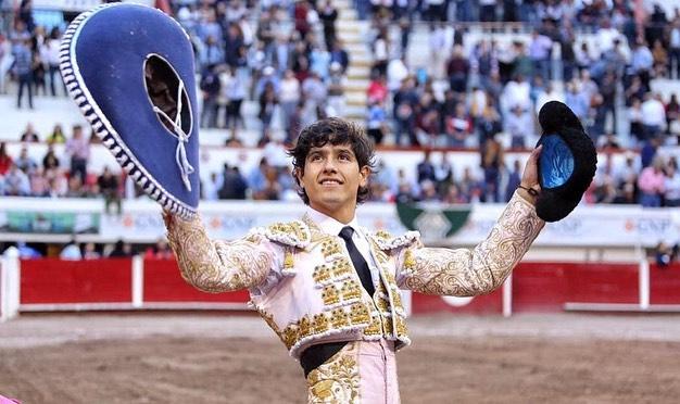 Aguascalientes (México – 02/11/2019) – L'unique oreille pour Luis David Adame
