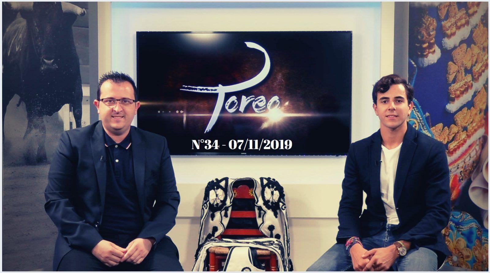 TOREO n°34 – L'émission de la Corrida – 07/11/2019