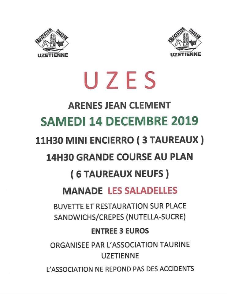 UZES - Encierro