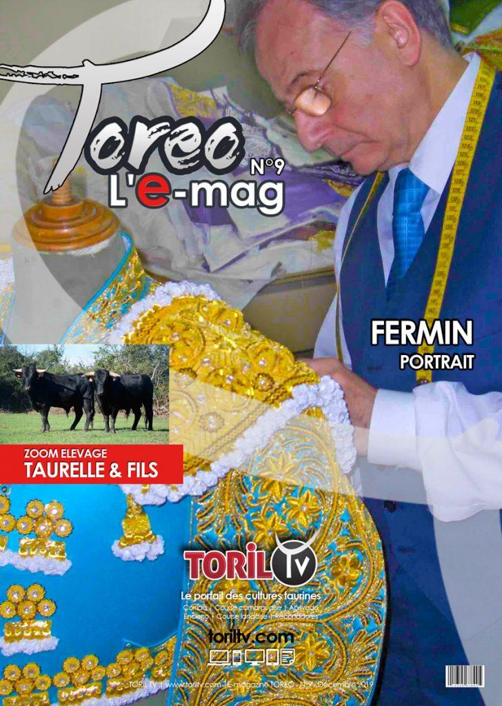 e-mag toreo Decembre 2019 magazine taurin corrida