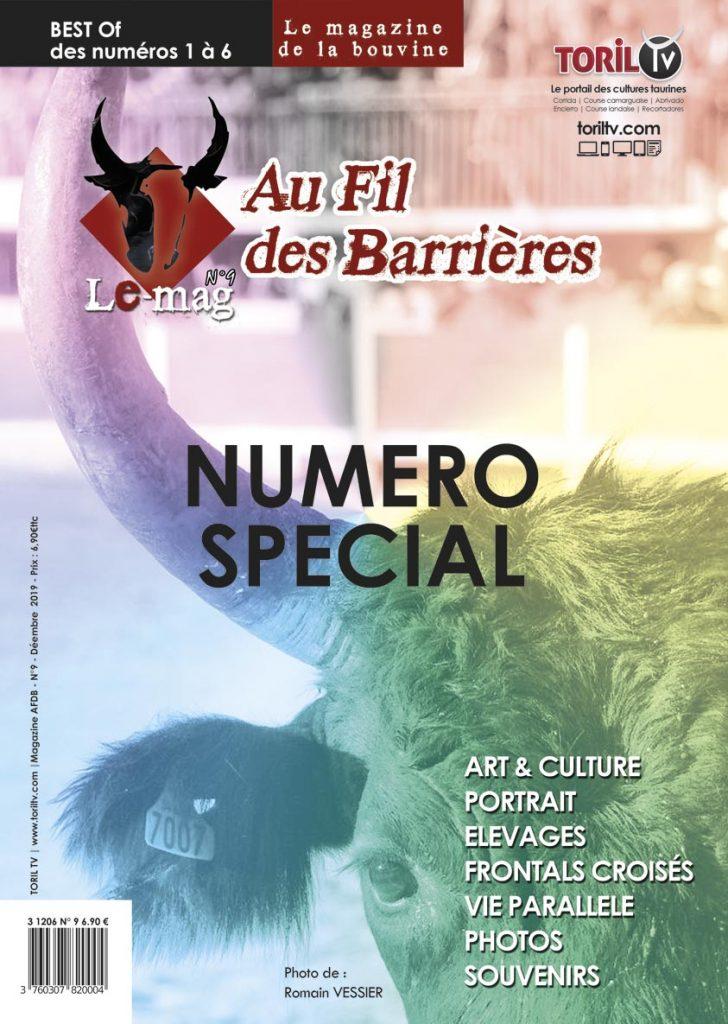 e-mag AFDB Décembre2019 magazine taurin bouvine