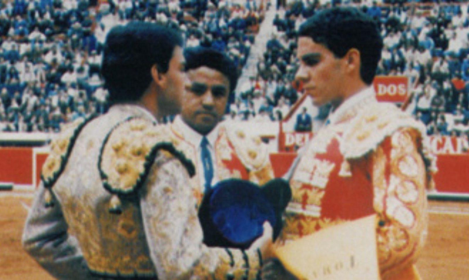 10 décembre 1995 – L'alternative d'un torero d'époque : José Tomas