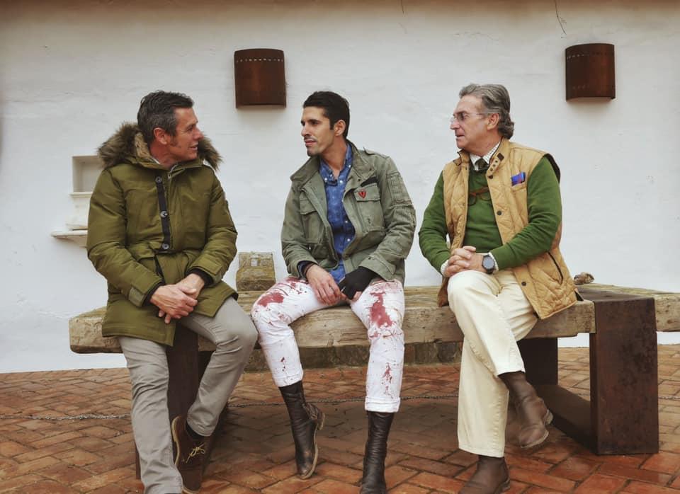ALEJANDRO TALAVANTE sera apoderé par José Miguel Arroyo «Joselito» et Joaquín Ramos