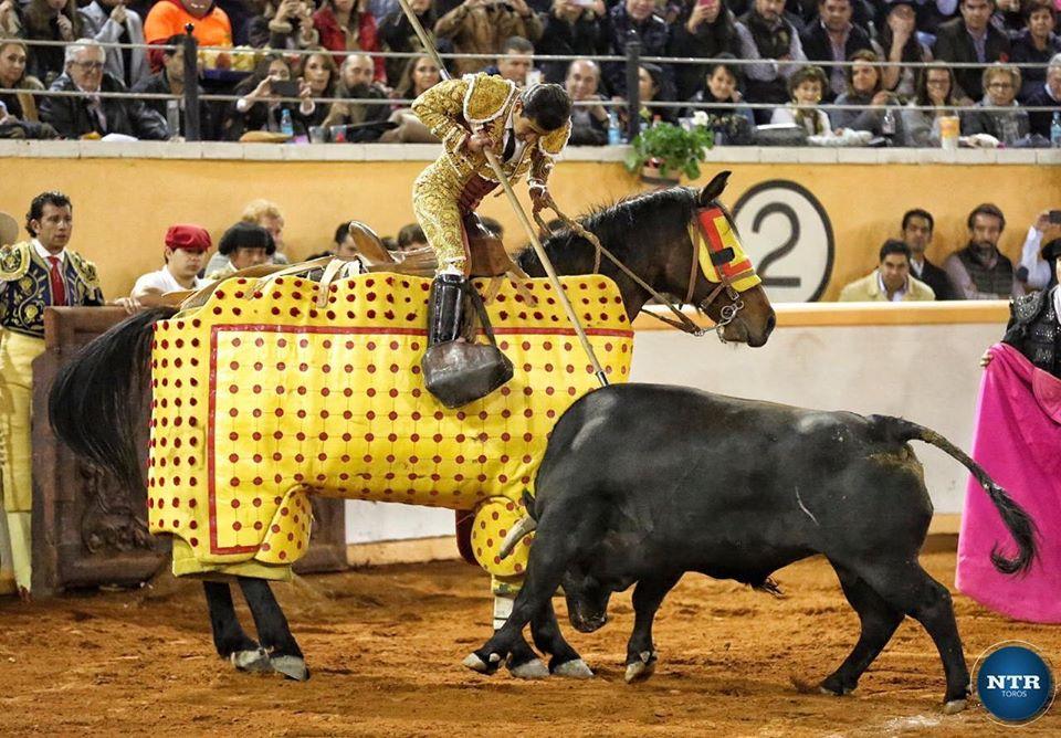 JURIQUILLA (17/01/2020) – Joselito Adame triomphe lors du mano a mano avec Morante de la Puebla