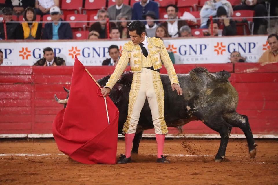 MEXICO (12/01/2020) – Grand triomphe d'El Zapata dans la Monumental