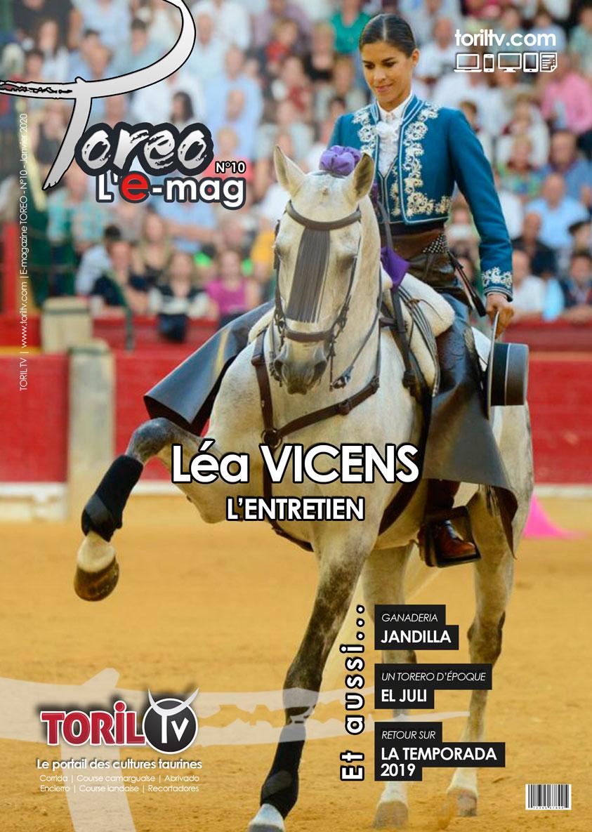 e-mag toreo janvier 2020 magazine taurin corrida