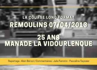 25 ans manade La Vidourlenque