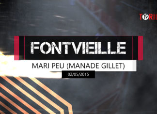 Mari Peu de Gillet - Fontvieille 2 mai 2015