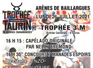 TROPHEE 3M à Baillargues
