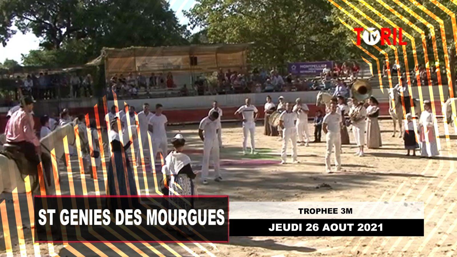 des Mourgues et Villeneuve les Maguelone disponibles sur TORIL TV
