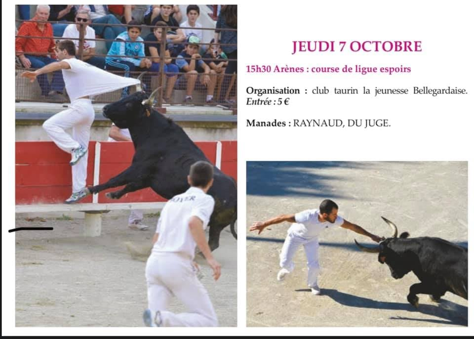 Programme Fête Aigues-mortes et Bellegarde